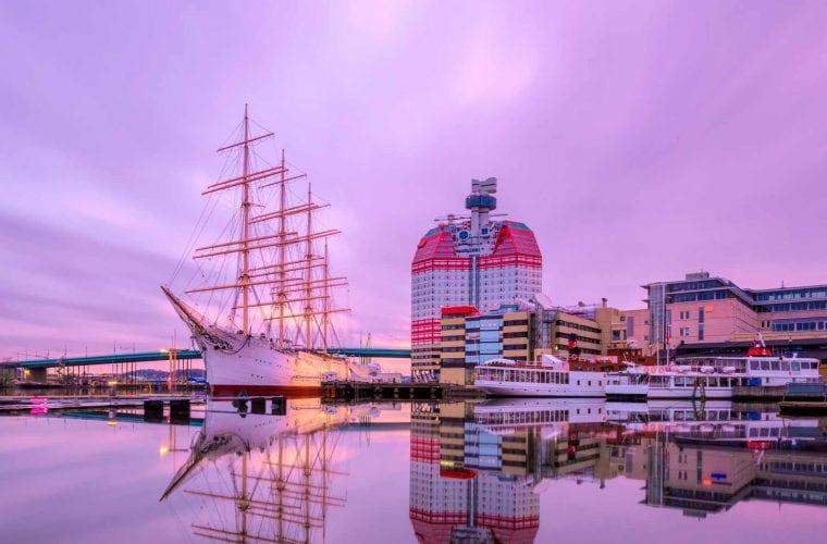 En bild från Göteborg