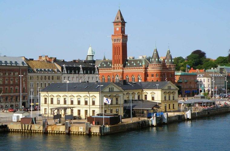 Bild på Helsingborg