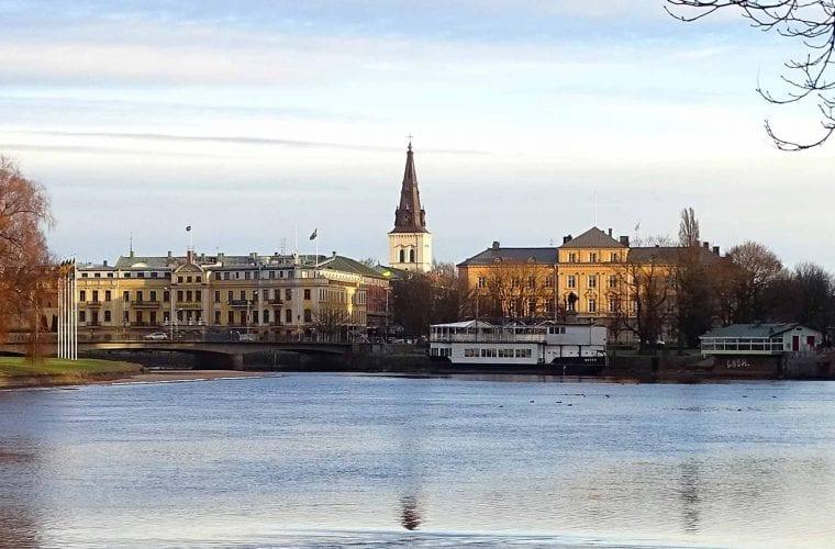 Borohus bild på Karlstad