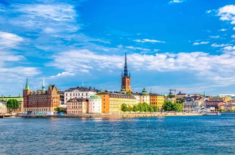 Borohus bild på Stockholm