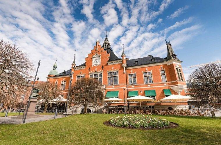 Boorohus bild på Umeå