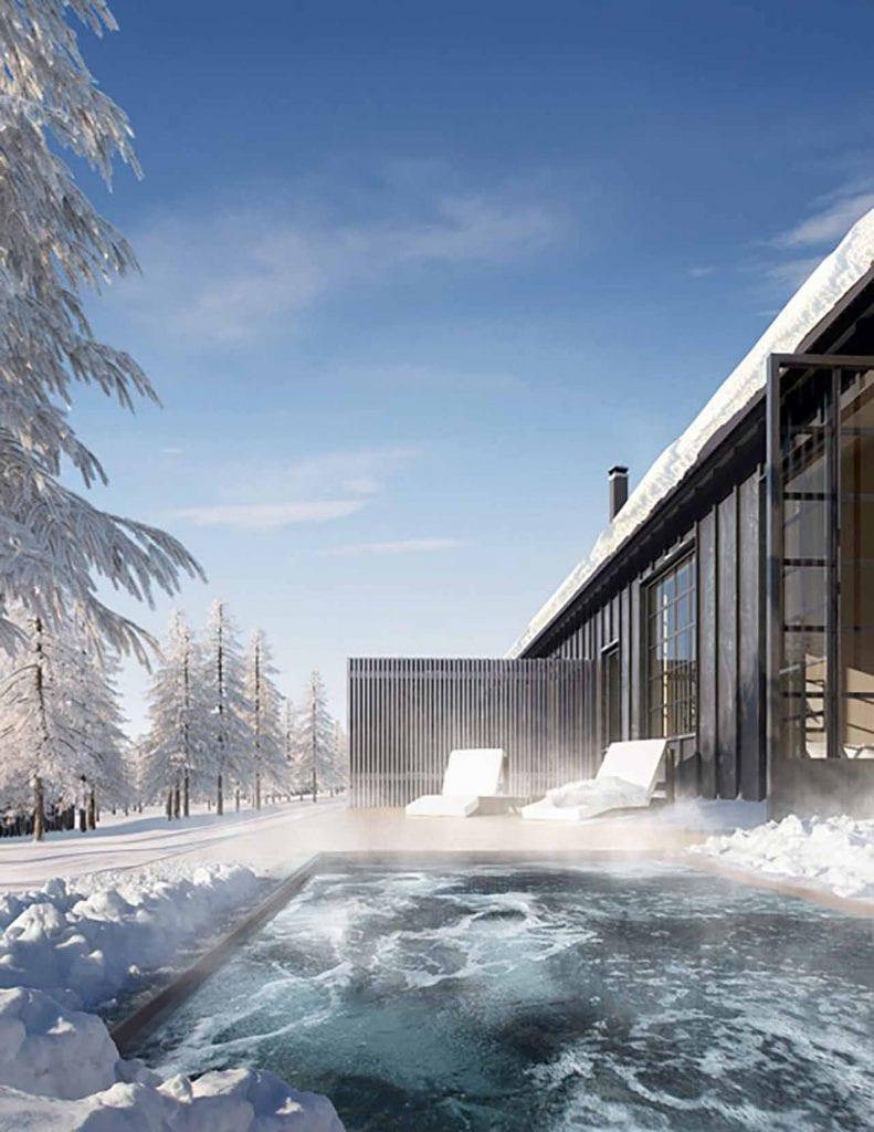 Hills Ski & Pool Lodge 365 Lindvallen 12