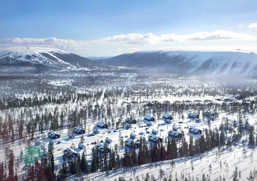 Hills Ski & Pool Lodge 365 Lindvallen 16
