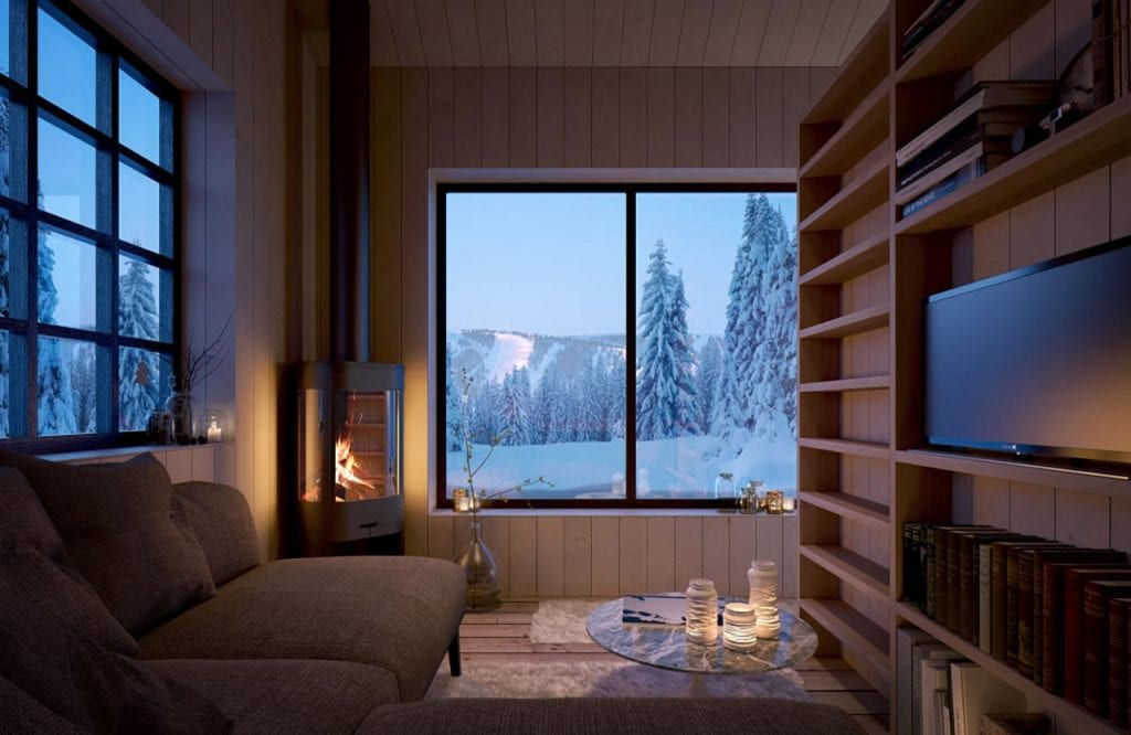 Hills Ski & Pool Lodge 365 Lindvallen 2