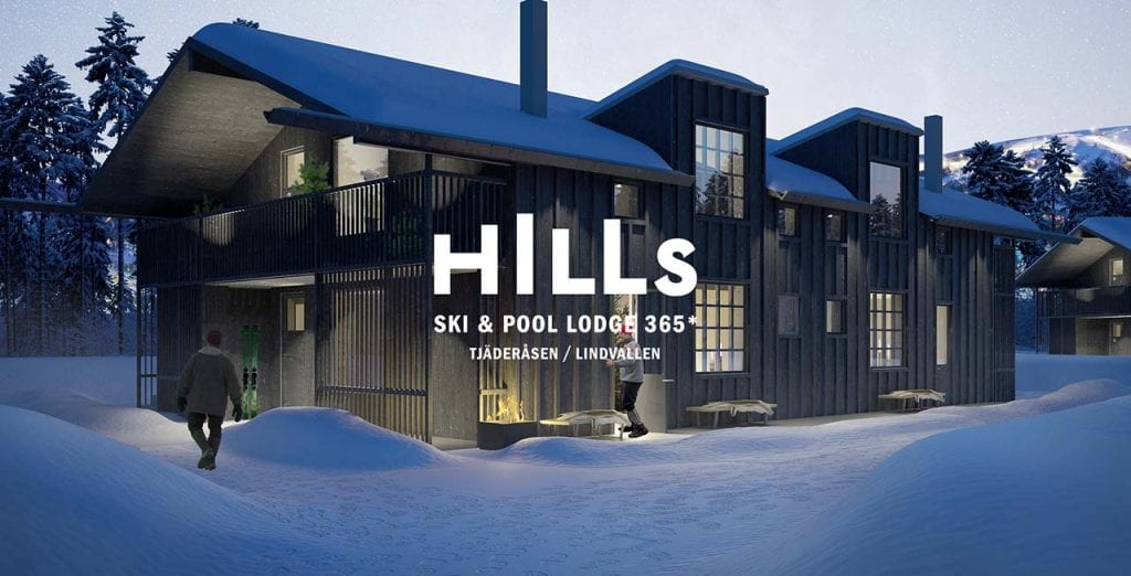 Hills Ski & Pool Lodge 365 Lindvallen 4