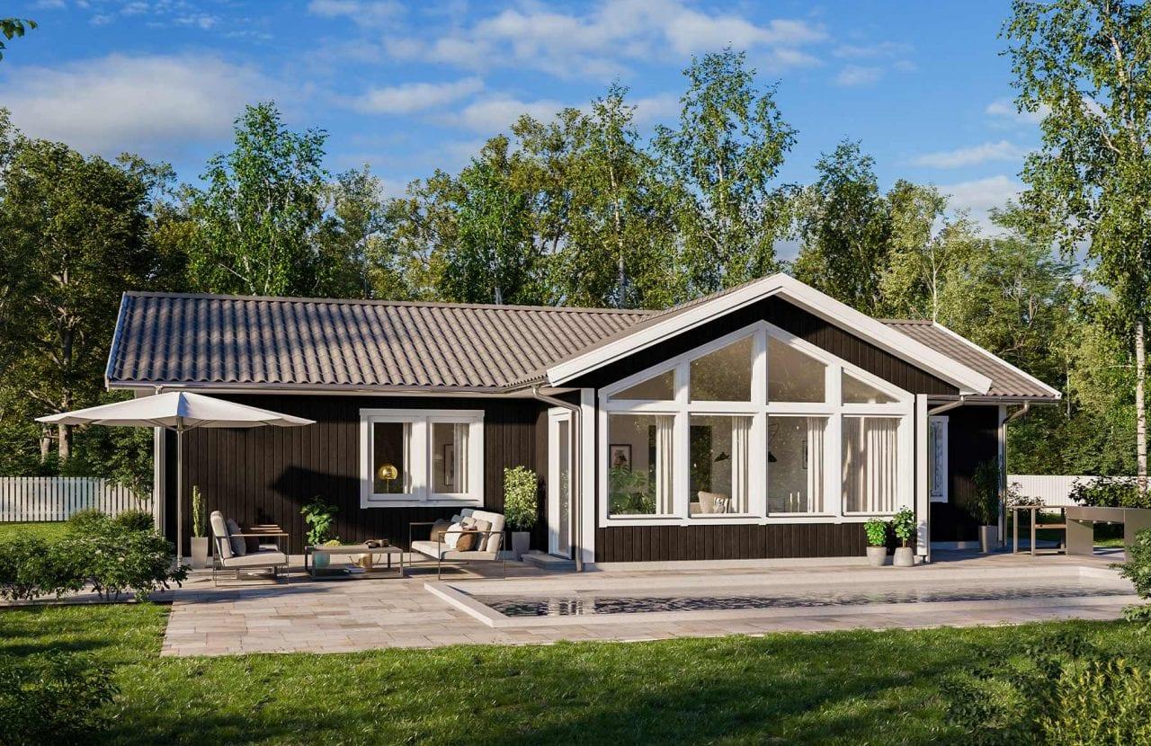 Bild på Borohus Villa Karisma 1