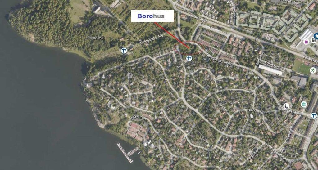 Brf Folkets Hus i Hasselby Villastad 2
