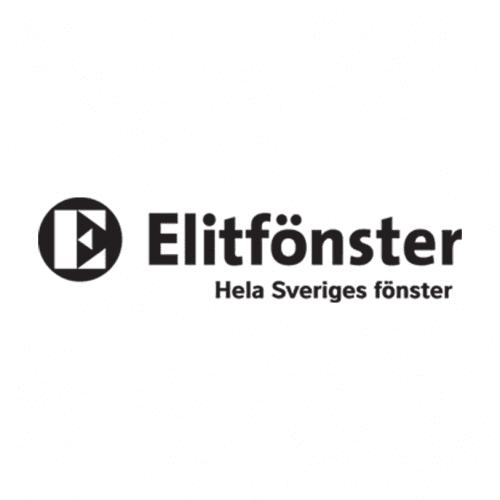 Elitfönster logo