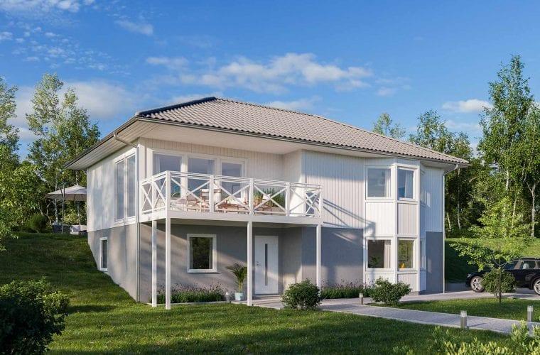 Bild på Borohus Villa Prisma 3