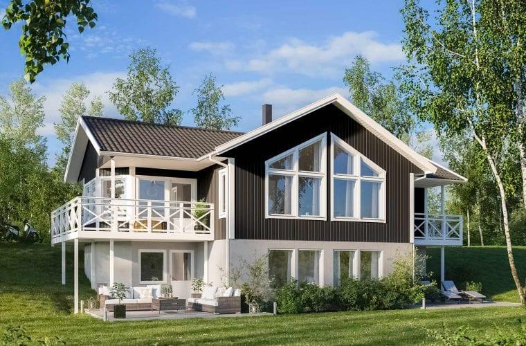Bild på Borohus Villa Prisma 5