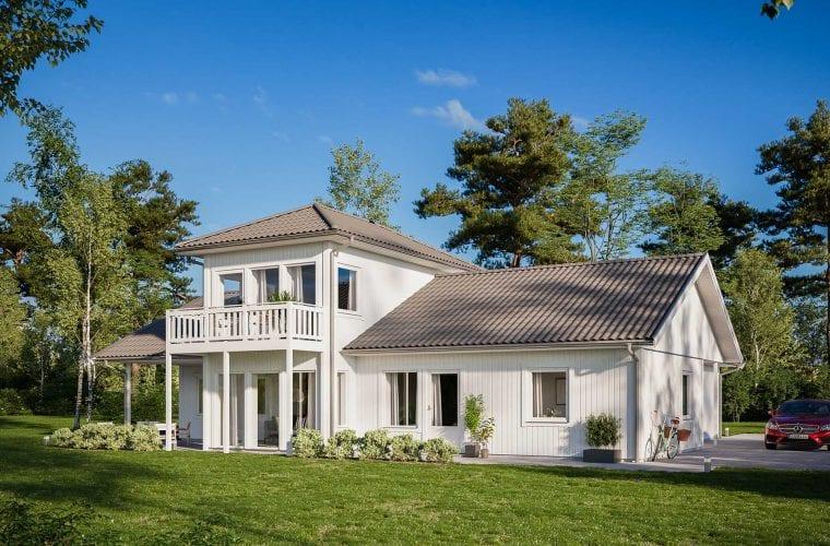 Bild på Borohus Villa Scandinavia 12