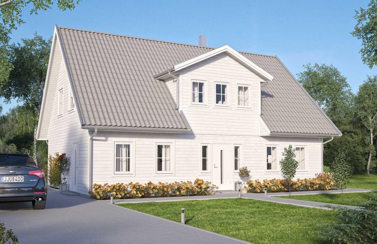 Bild på Borohus Villa Scandinavia 5 variant