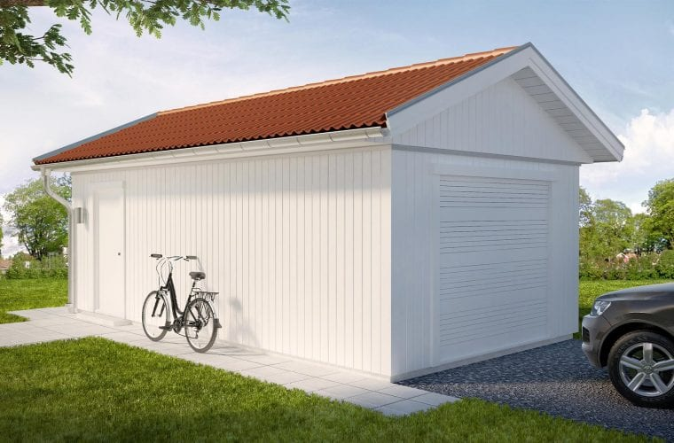 Bild på Borohus Garage G30