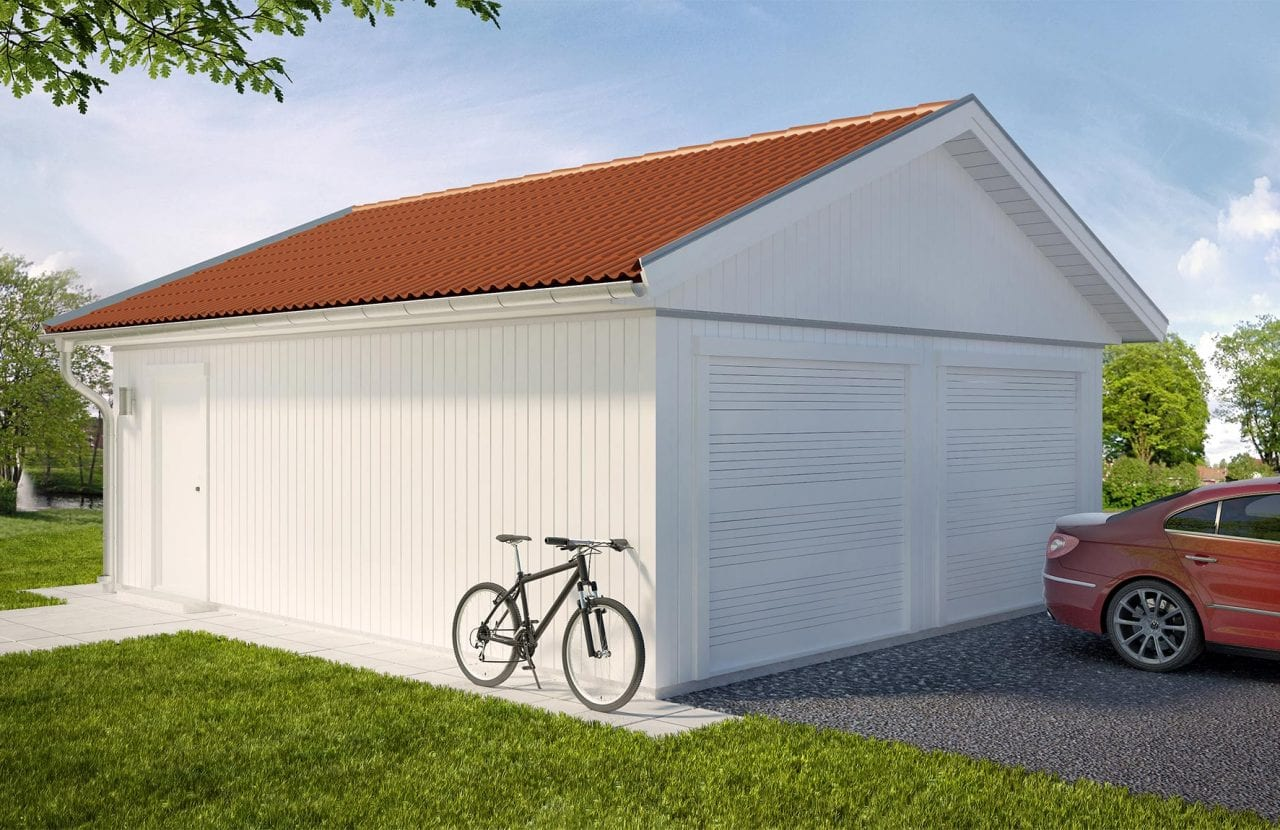 Bild på Borohus Garage G48