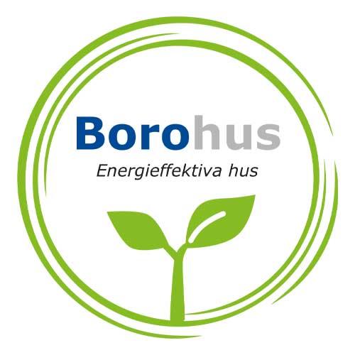 Borohus energieffektiva hus knapp