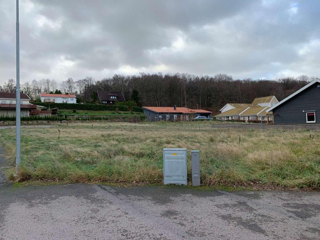Tärnan 2 tomt i Åstorp