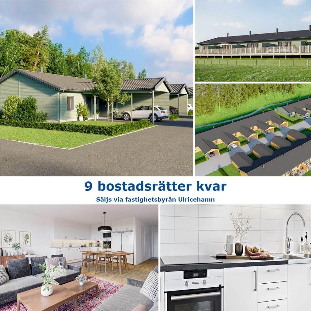 Bostadsrätter till salu i Ulricehamn